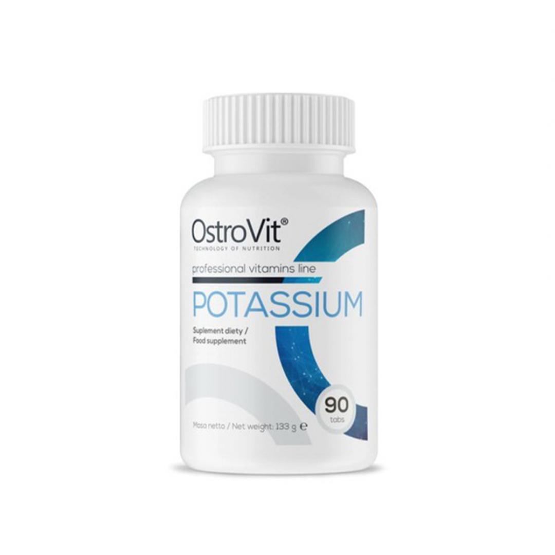 Ostrovit Potassium - 90tabl.