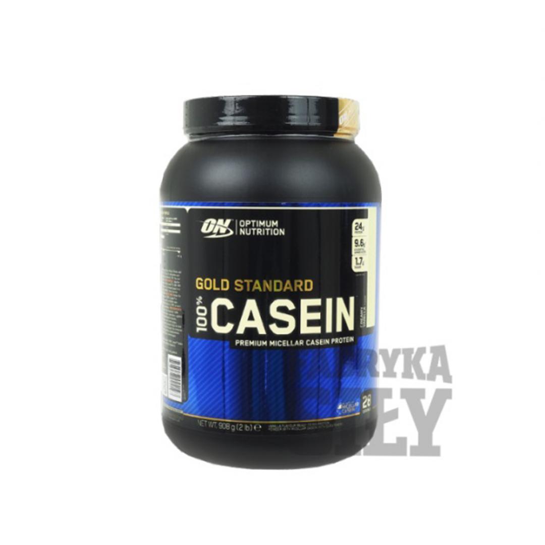 Optimum Nutrition 100% Casein Protein - 908g