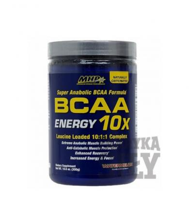 MHP BCAA 10X (10:1:1) Energy - 300g