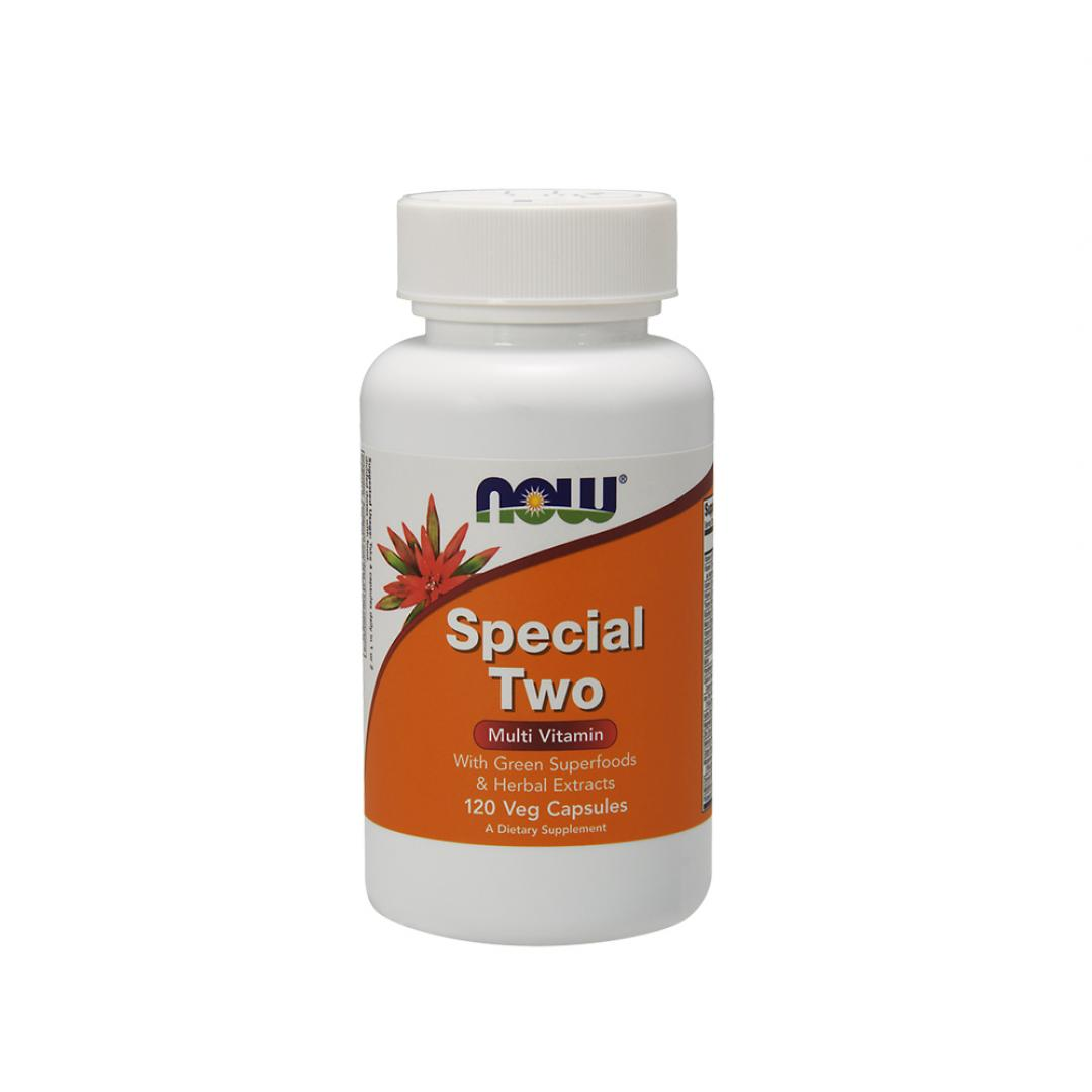 NOW Foods Special Two - 120kaps.