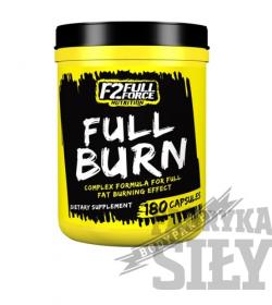Full Force Full Burn - 180kaps.