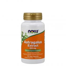 NOW Foods Astragalus extract - 90kaps.