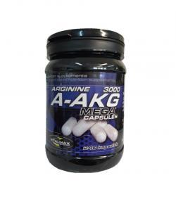 Vitalmax A-AKG Arginine 3000 Mega Capsules - 240kaps.