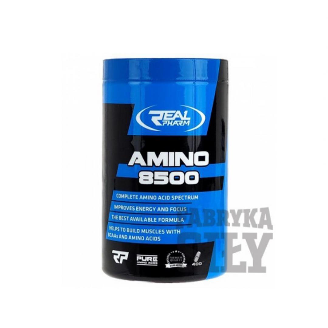 Real Pharm Amino 8500 - 400tabl.