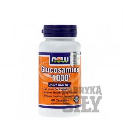 NOW Foods Glucosamine 1000 - 60 kaps.
