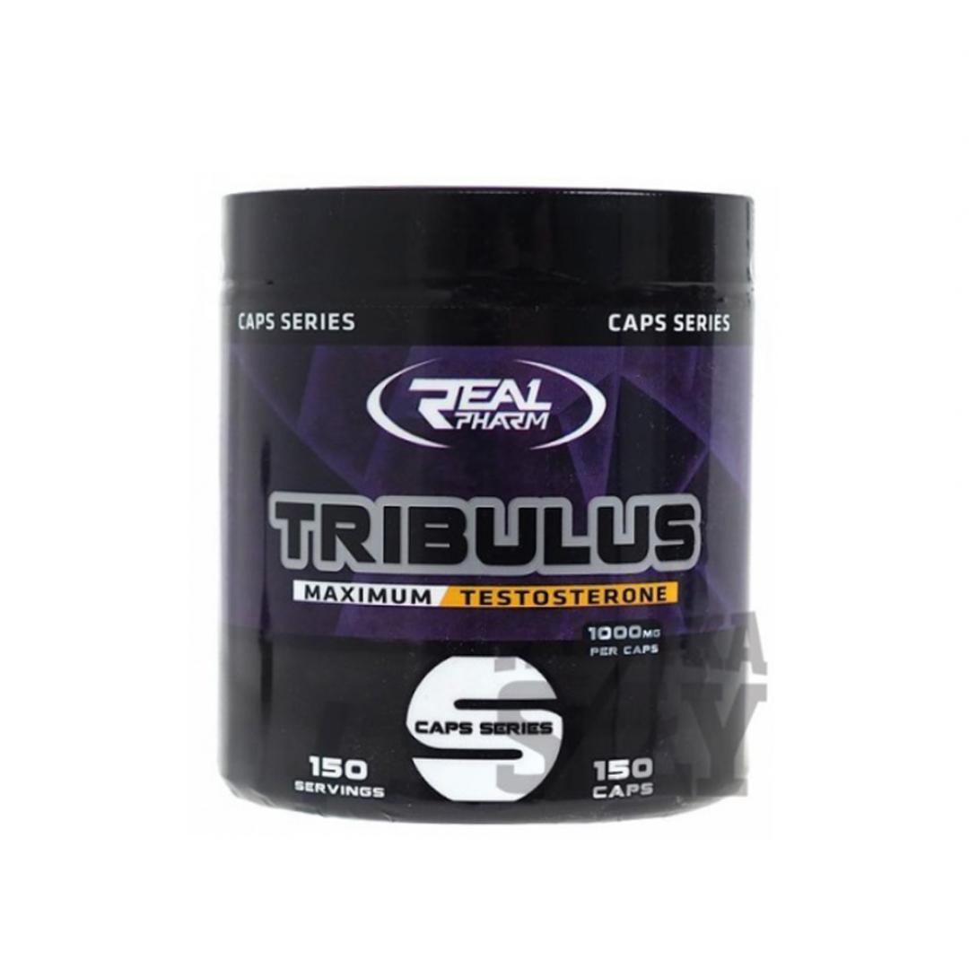 Real Pharm Tribulus 1000mg - 150kaps.