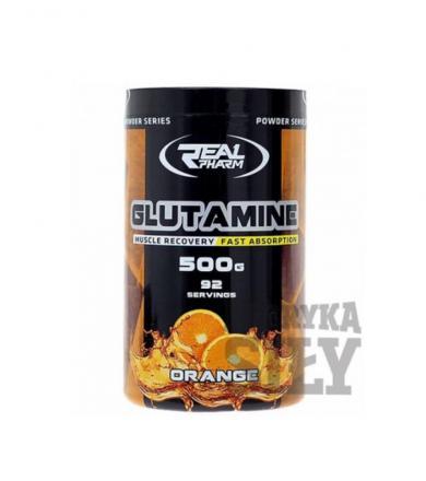 Real Pharm Glutamine - 500g