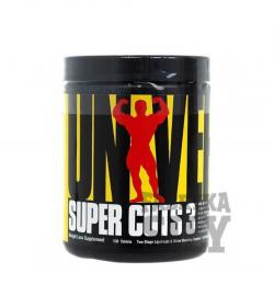 Universal Nutrition Super Cuts 3 - 130tabl.
