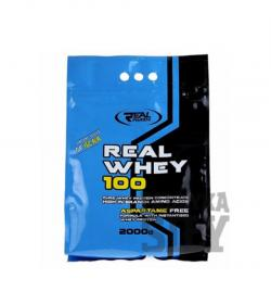 Real Pharm Real Whey 100 - 2000g