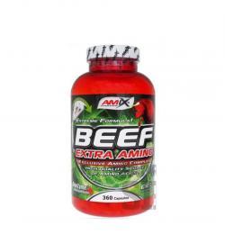 Amix BEEF Extra Amino - 360kaps.