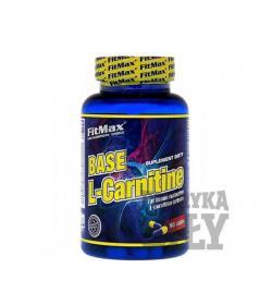 FitMax BASE L-Carnitine - 90 kaps.