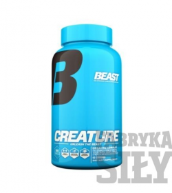 Beast Nutrition Creature - 180 kaps.
