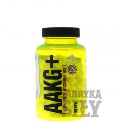 4+ Nutrition AAKG+ - 90 kaps.