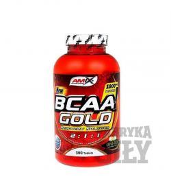 Amix BCAA Gold - 300tabl.