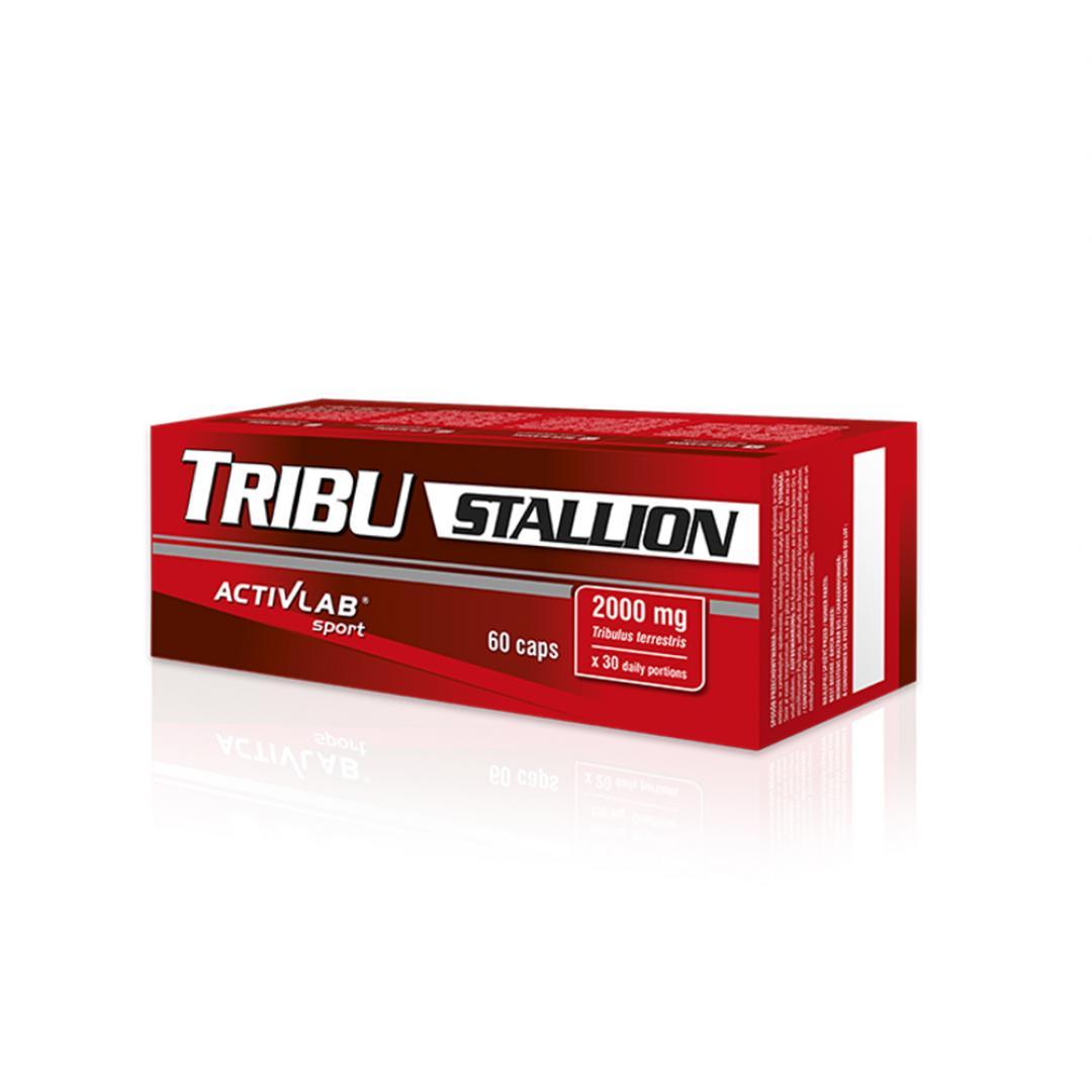 Activlab Tribu Stallion - 60kaps.