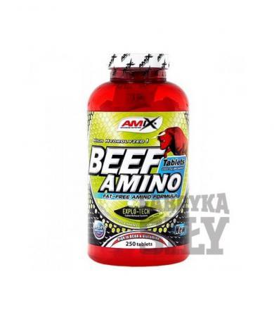 Amix BEEF Amino - 250tabl.