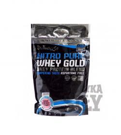BioTech Nitro Pure Whey Gold - 2,2kg