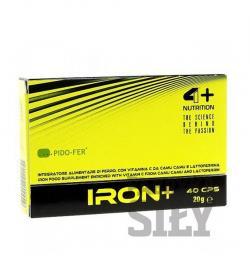 4+ Iron+ - 40 kaps.