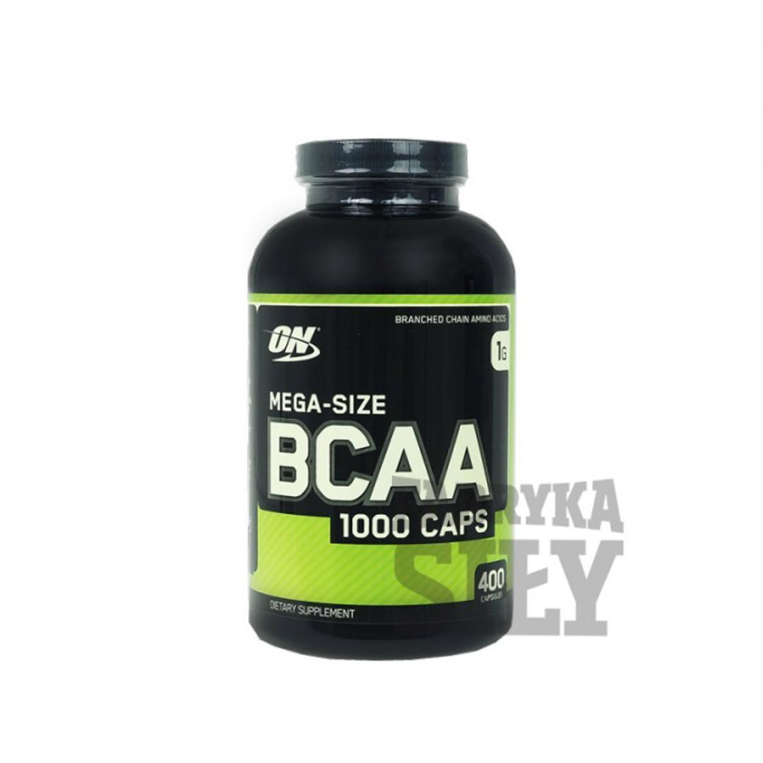 Optimum Nutrition BCAA 1000 - 400kaps.