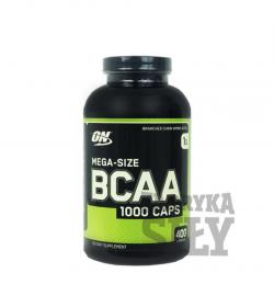 Optimum Nutrition BCAA 1000 - 400 kaps.