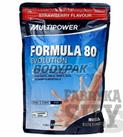 Multipower Formula 80 Evolution - 510g
