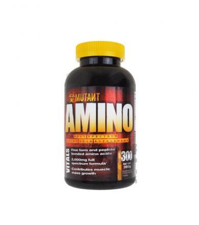 PVL Mutant Amino - 300tabl.