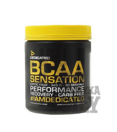 Dedicated BCAA Sensation V.2 - 345g