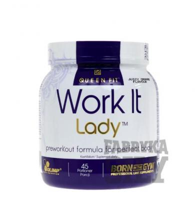 Olimp Work It Lady - 337g
