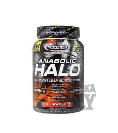 MuscleTech Anabolic Halo Performance Series - 1,1kg