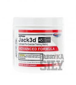USP Labs Jack3d Advanced - 248-250g